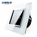Tactile Livolo 2 boutons / 1 voie