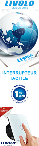 interrupteur tactile