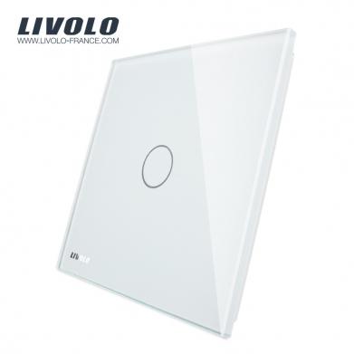 Plaque 1 bouton - Livolo