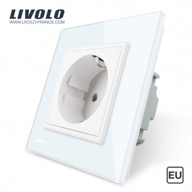 Livolo EU Standard Power Socket