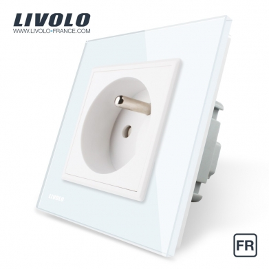 Livolo FR Standard Power Socket