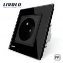 Livolo FR Standard Power Socket